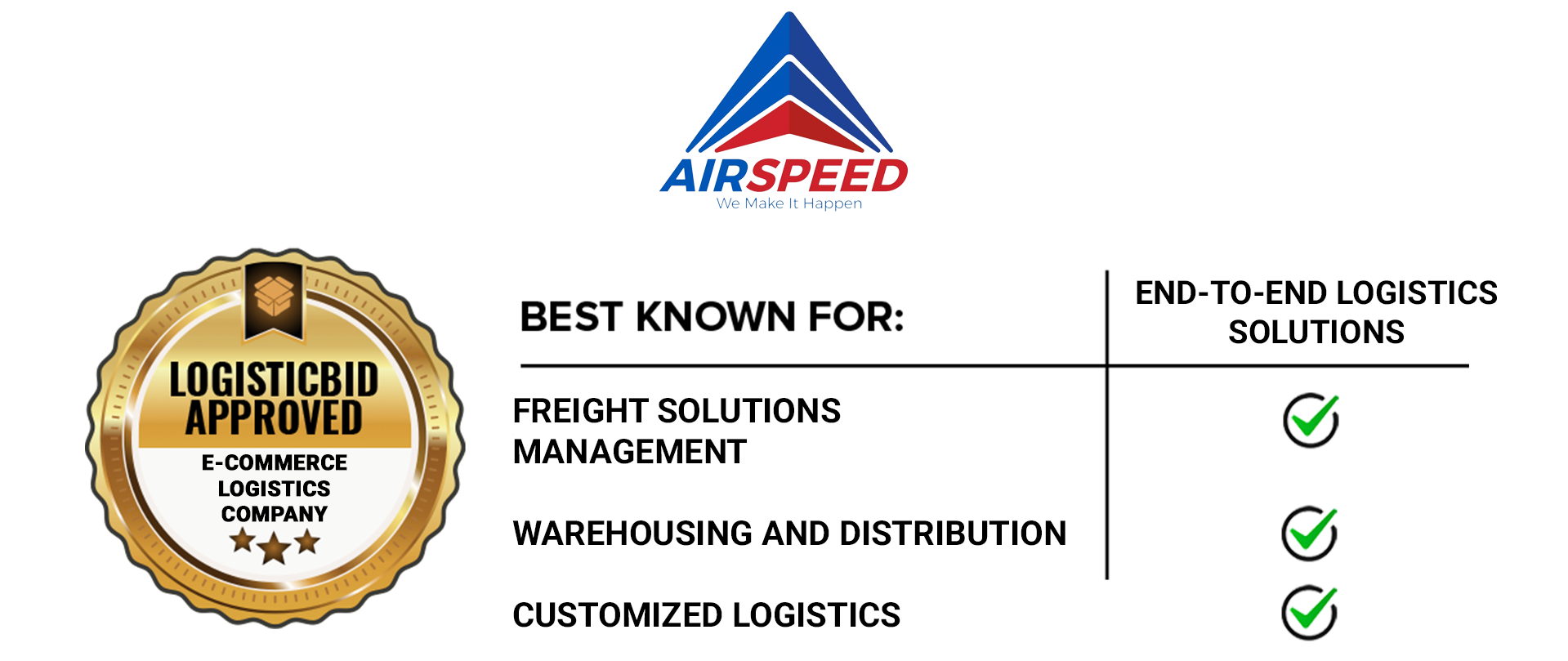 Trucking Services of Leading E-commerce Logistics Company - Airspeed