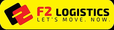 f2 logistics logo