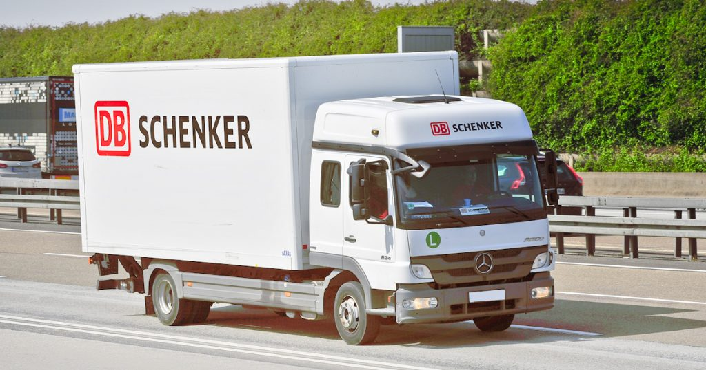 DB Schenker | A Contract Logistics and Supply Chain Company
