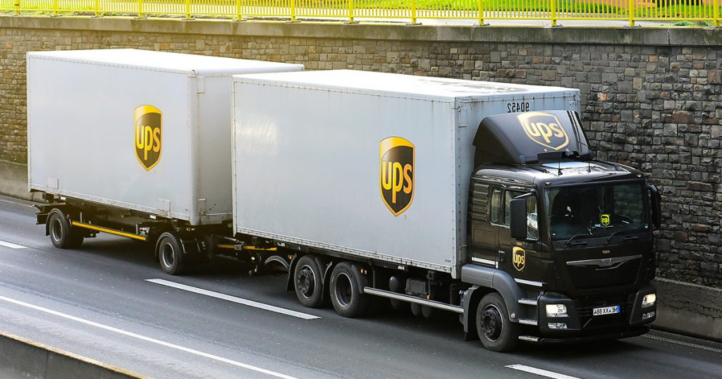 UPS | A Global Shipping and Parcel Service Company
