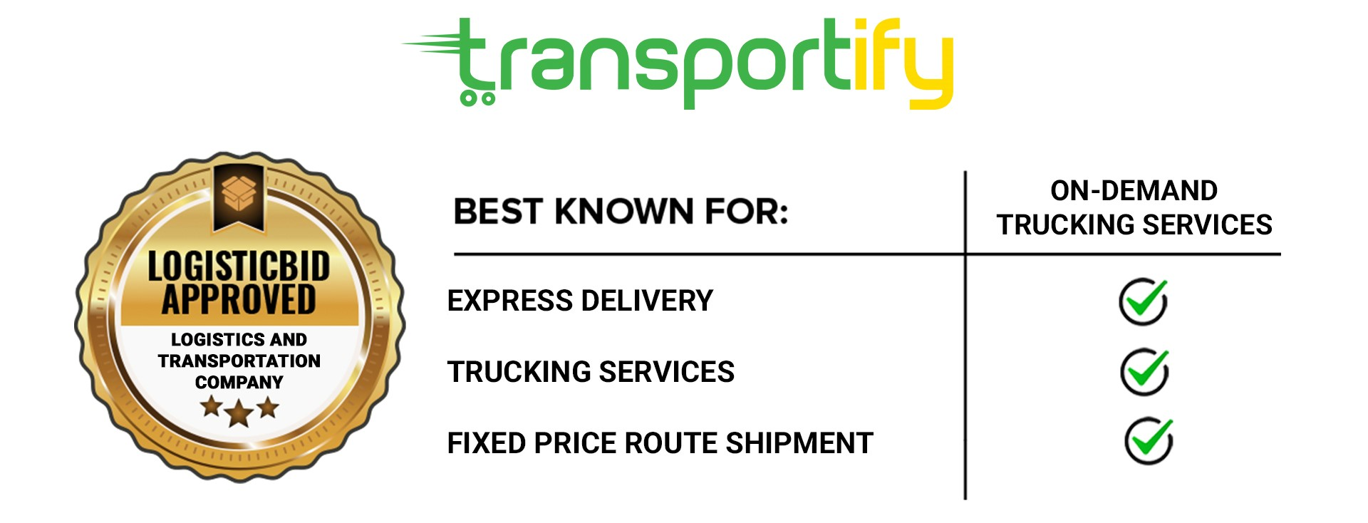 LB Approved Transportify