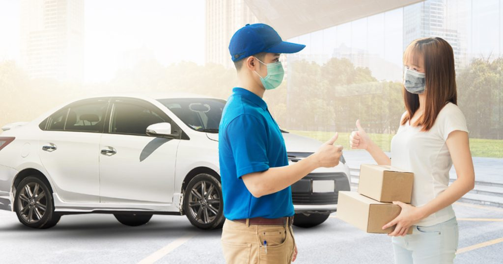 Sedans: An Alternative to Motorbikes for Courier Delivery Services