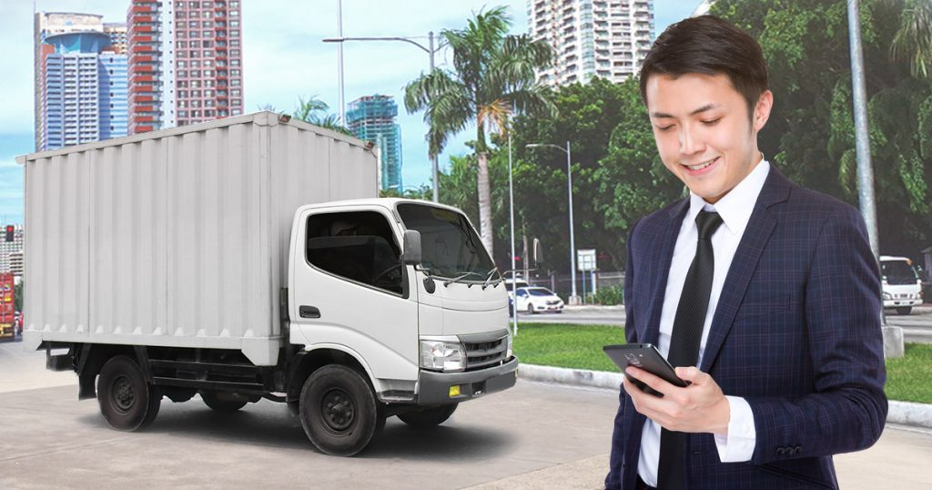 App Based Express Trucking Companies in the Philippines