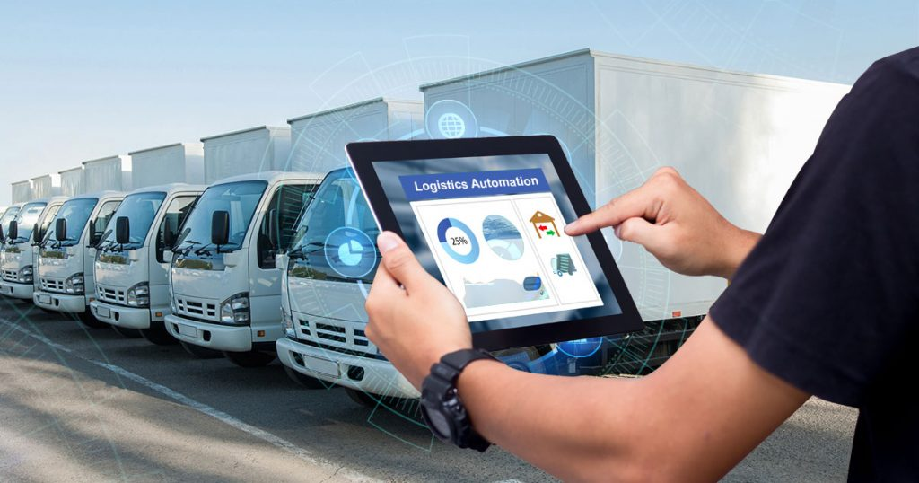 The Race to Logistics Automation
