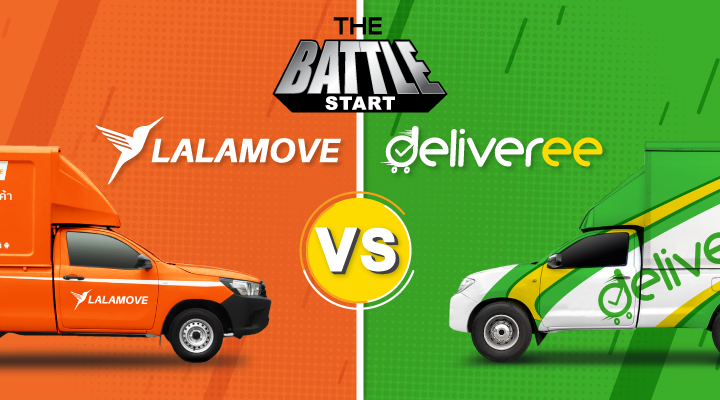 Lalamove Vs Deliveree