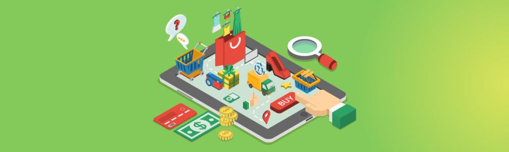 ecommerce change logistics and supply chain