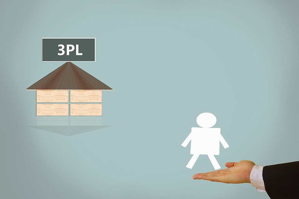 3PL house
