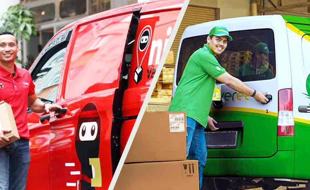 Cek Ongkir Ninja Express Vs Deliveree I Hemat Ongkos Kirim
