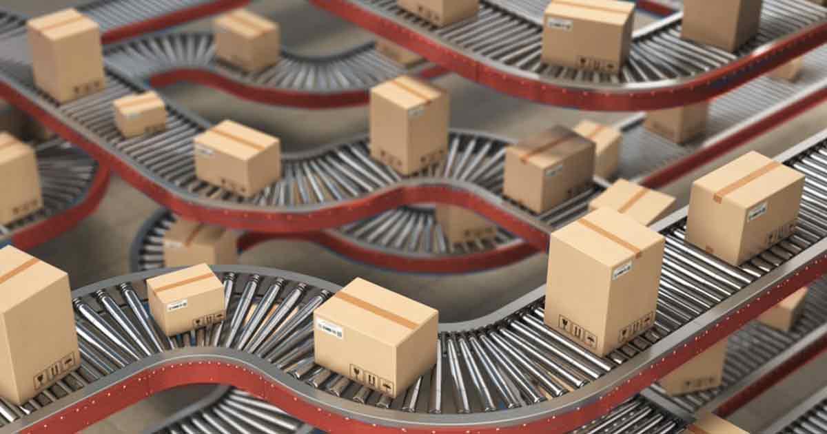 Bisnis E-Niaga Mendorong Sektor Logistik