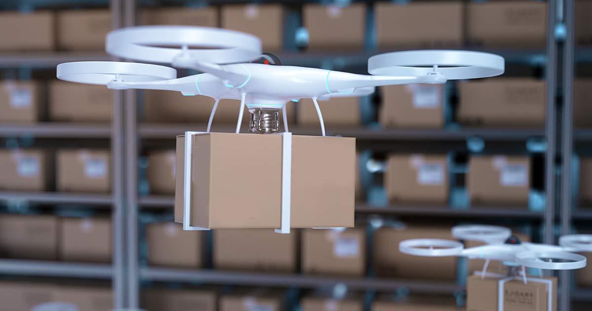 Perlombaan Internasional Untuk Mendapatkan Otomatisasi Logistik