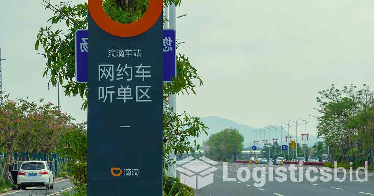 Didi Mengumpulkan $ 1,5 Miliar Untuk Unit Freight