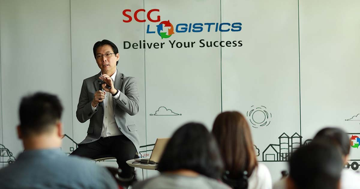 SCG International bekerja sama dengan SCG Logistics Dalam Electric Vehicle