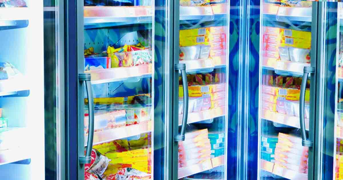 Di Dalam Pembangunan Dua Fasilitas Distribusi Makanan Beku Otomatis