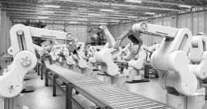 Robotika Industri Cerdas untuk Logistik Produktif
