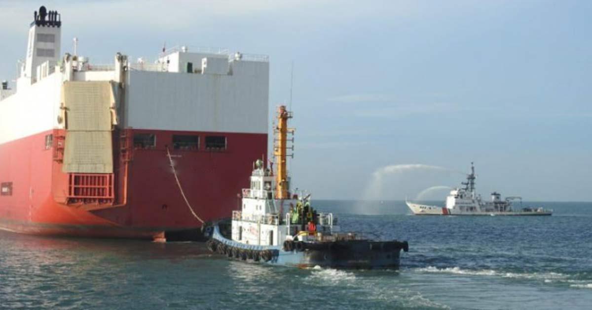 Pemberitahuan Cuaca Ekstrem bagi Kapal