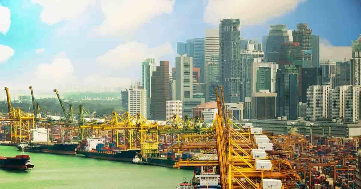 Bottleneck Kontainer DSV dan DHL Merembet Ke Singapura