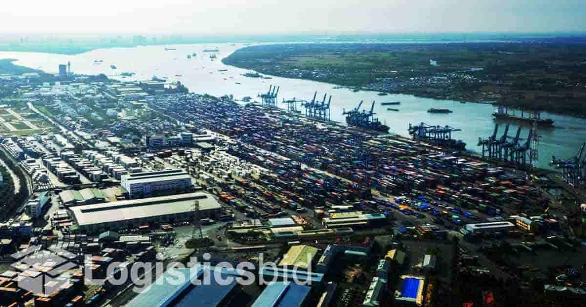 Bottleneck Supply Chain Vietnam
