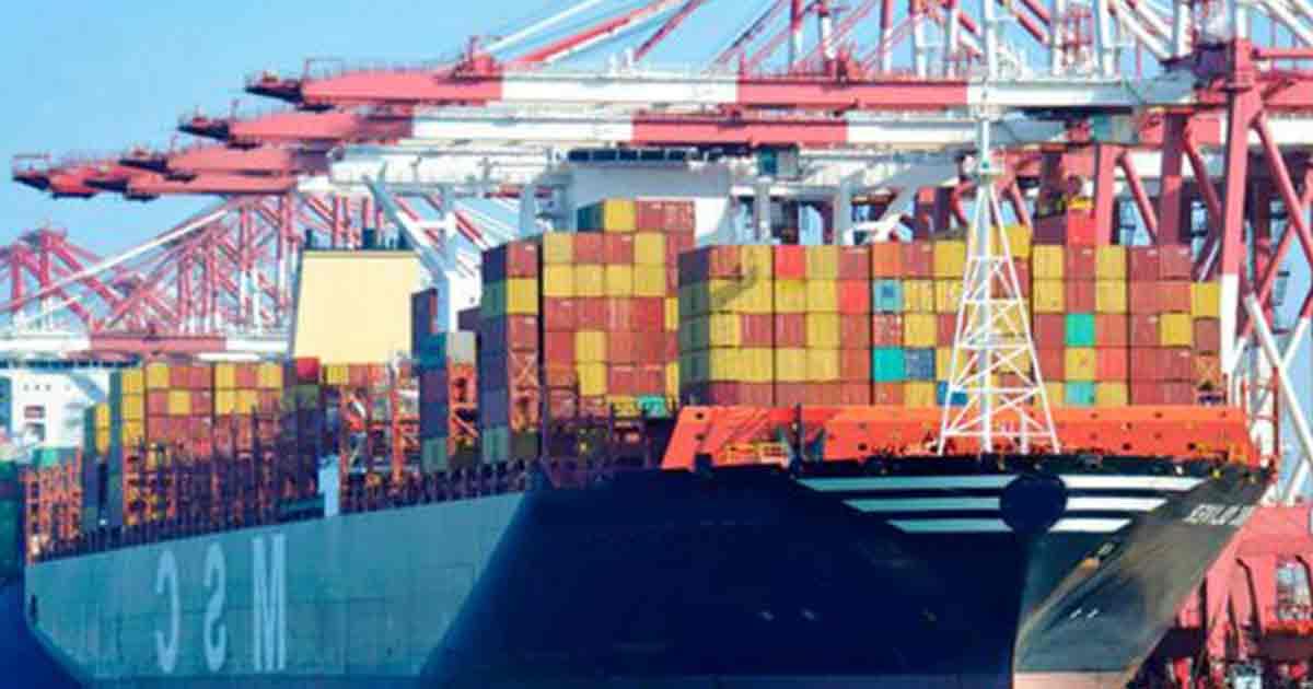 Krisis Kontainer Cina Memukul Eksportir Australia