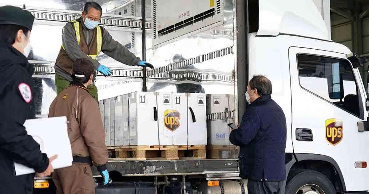 UPS Membantu Asia Pasifik Menghadapi Pandemi