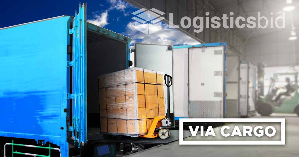 Jasa Angkut Barang Terdekat Via Cargo