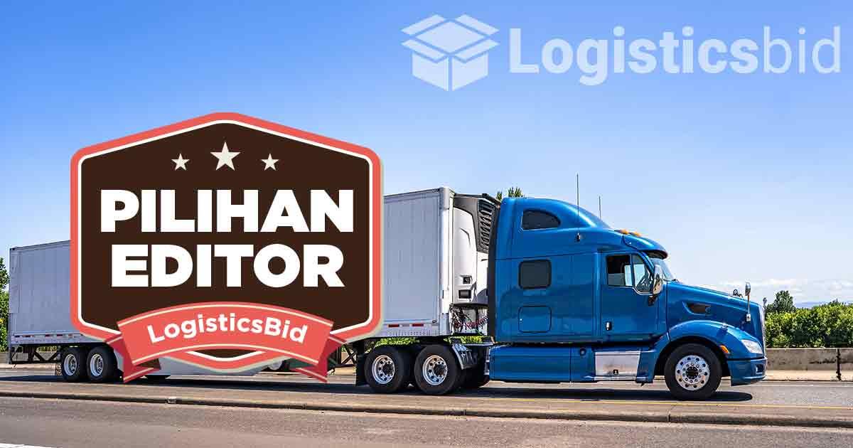 Perusahaan Ekspedisi Cargo Logistik Pengiriman