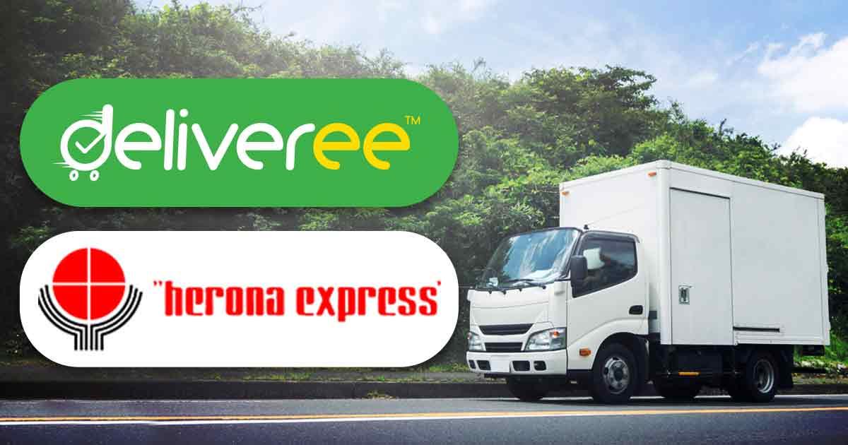 Tarif Herona Express Terdekat