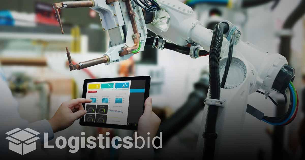 Industri Robotika Logistik Tanggap Pandemi
