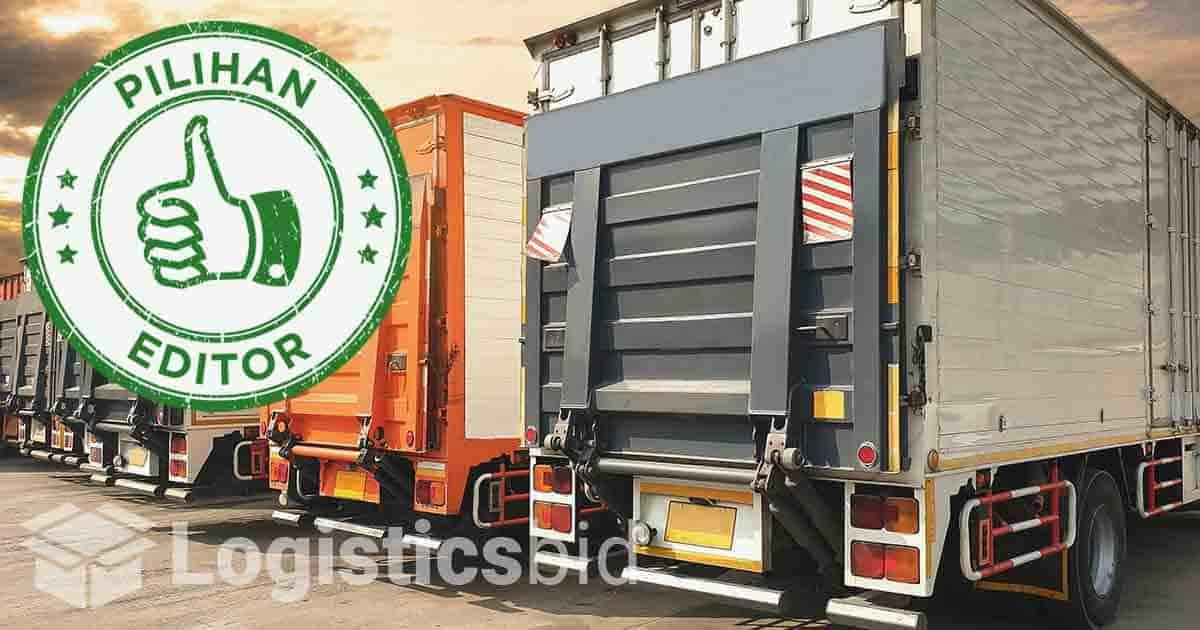 Daftar Perusahaan Logistics di Indonesia Cargo Darat