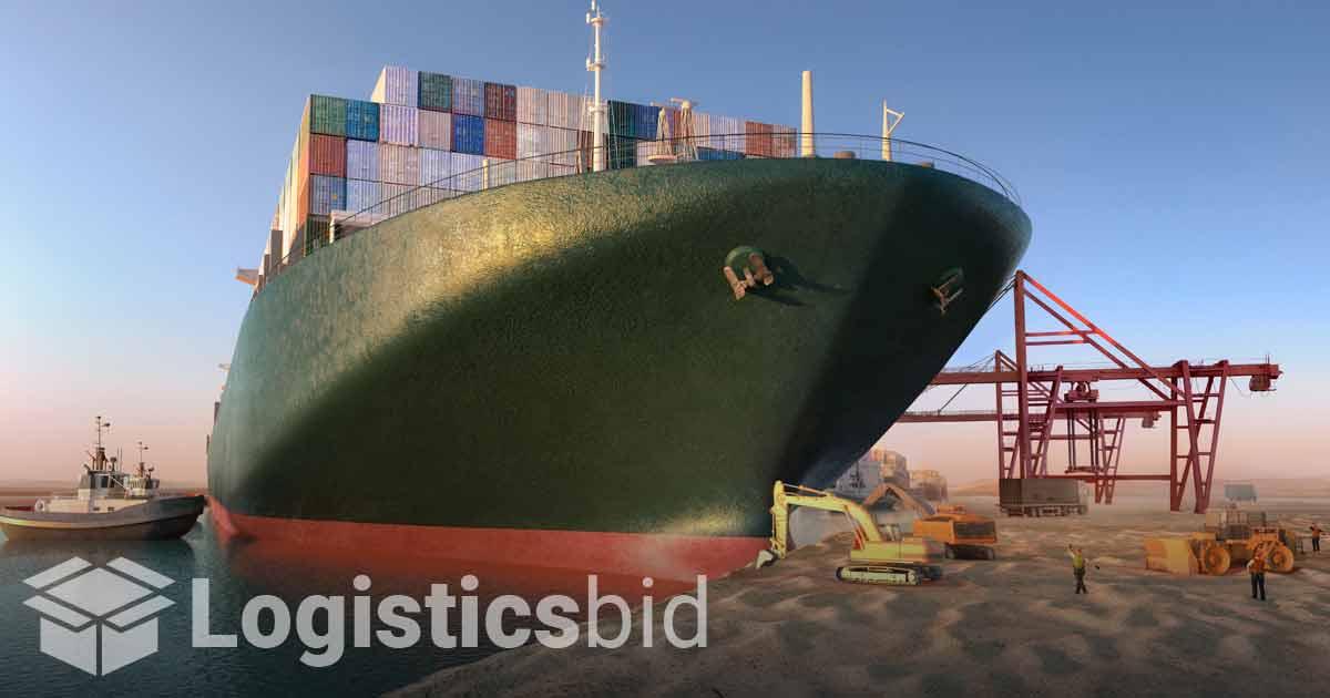 Blokade Terusan Suez Mengancam Hubungan Dagang Vietnam
