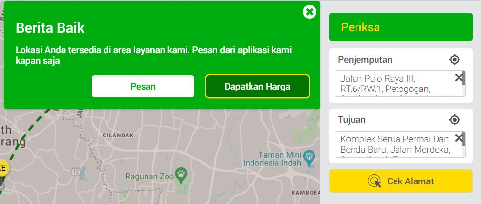 Deliveree Screen
