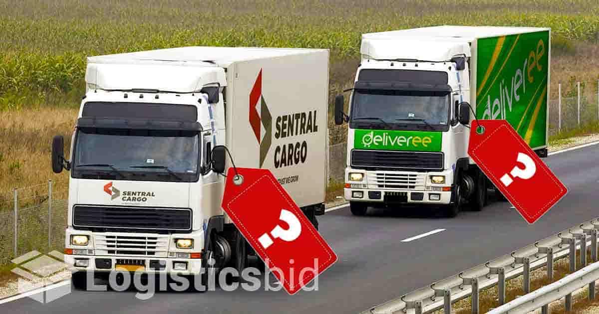 Cek Tarif Sentral Cargo Terdekat vs Deliveree