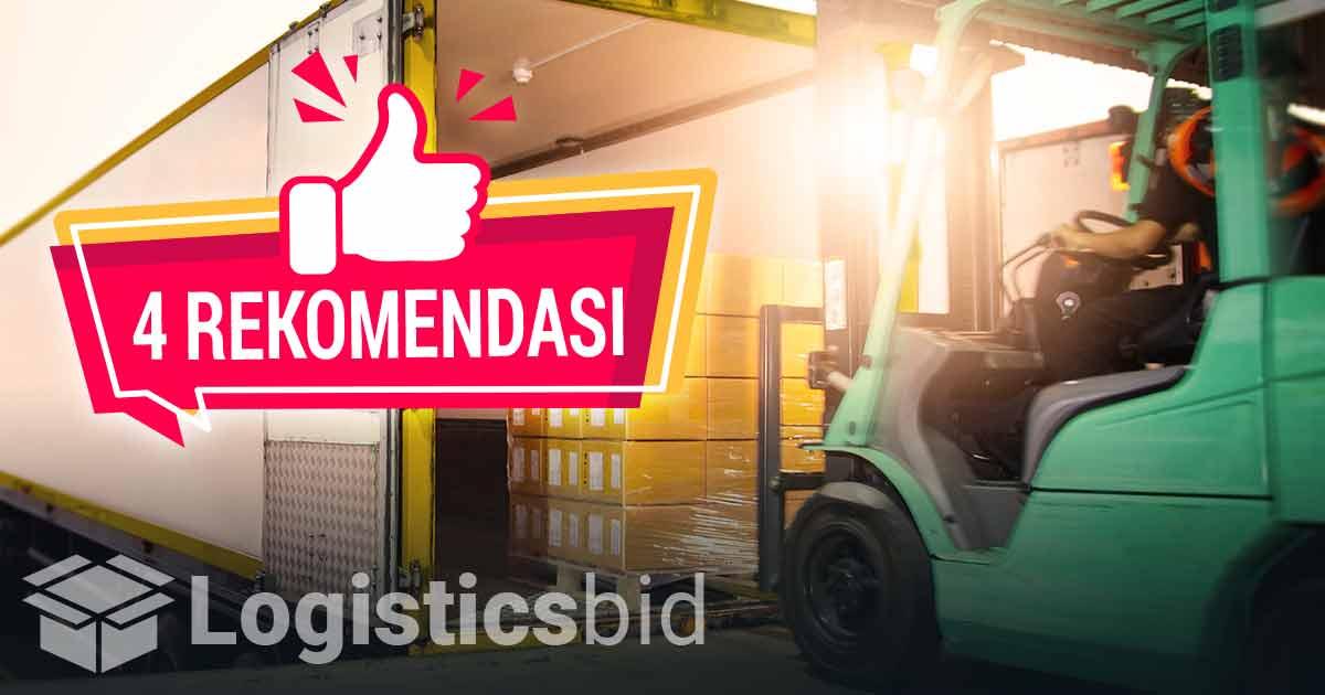 Jasa Angkut Tersekat Bisnis Logistik