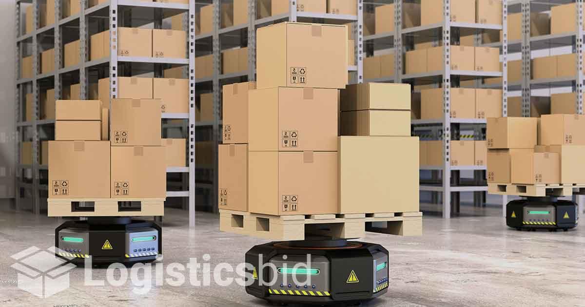 Penerapan Otomatisasi untuk Perkembangan Industri Logistik