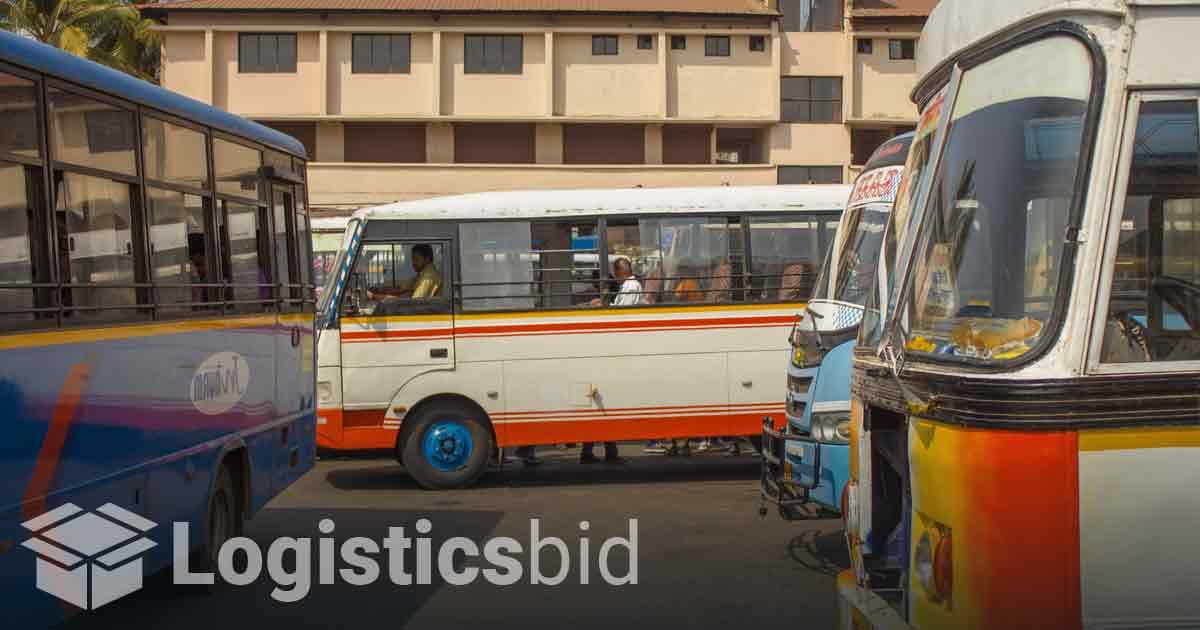 Rental Logistik di Pasar Terbuka
