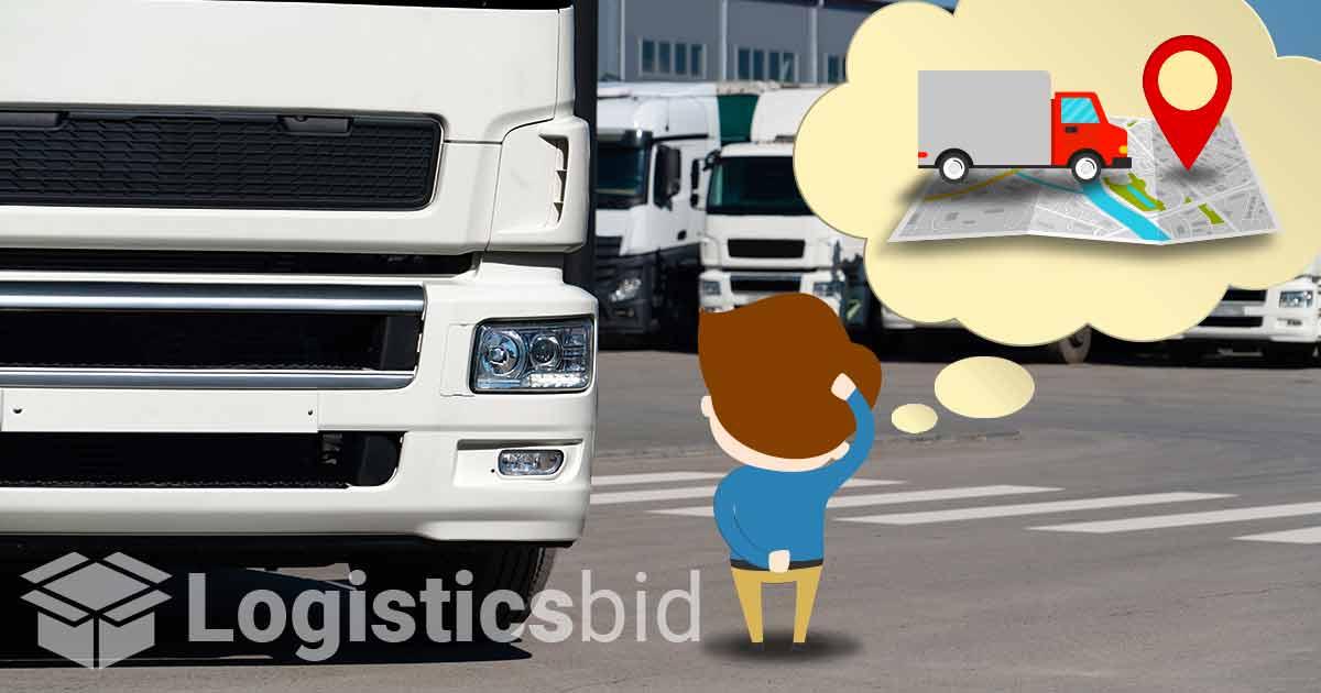 Sewa Truck Ekspedisi Terdekat Dari Sini