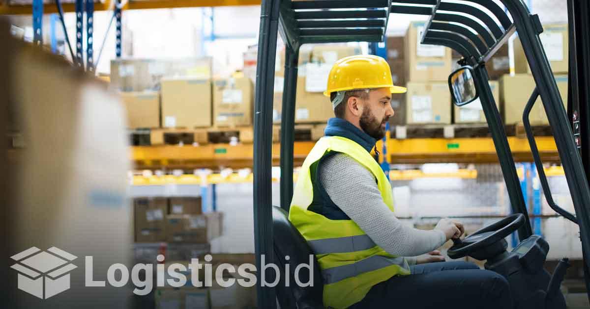 Produk Keselamatan Forklift Menjadi Sorotan
