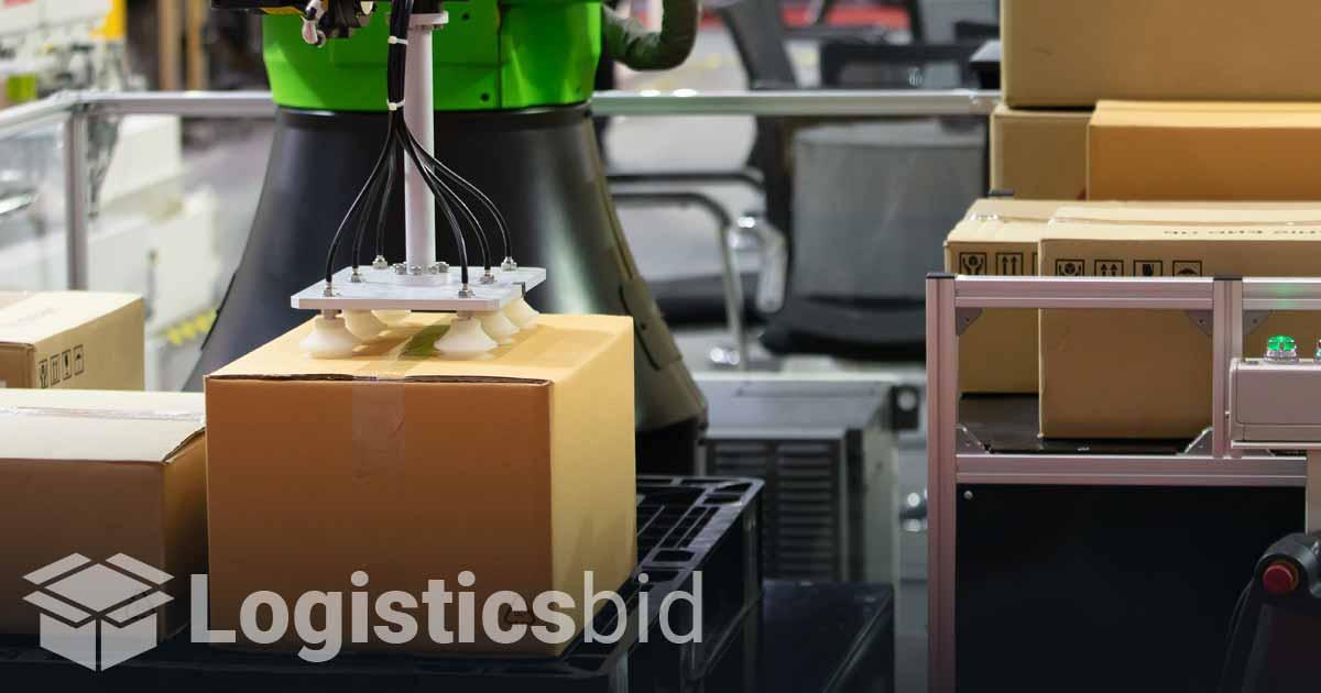 Robotik Terbukti Tingkatkan Produktifitas 3PL