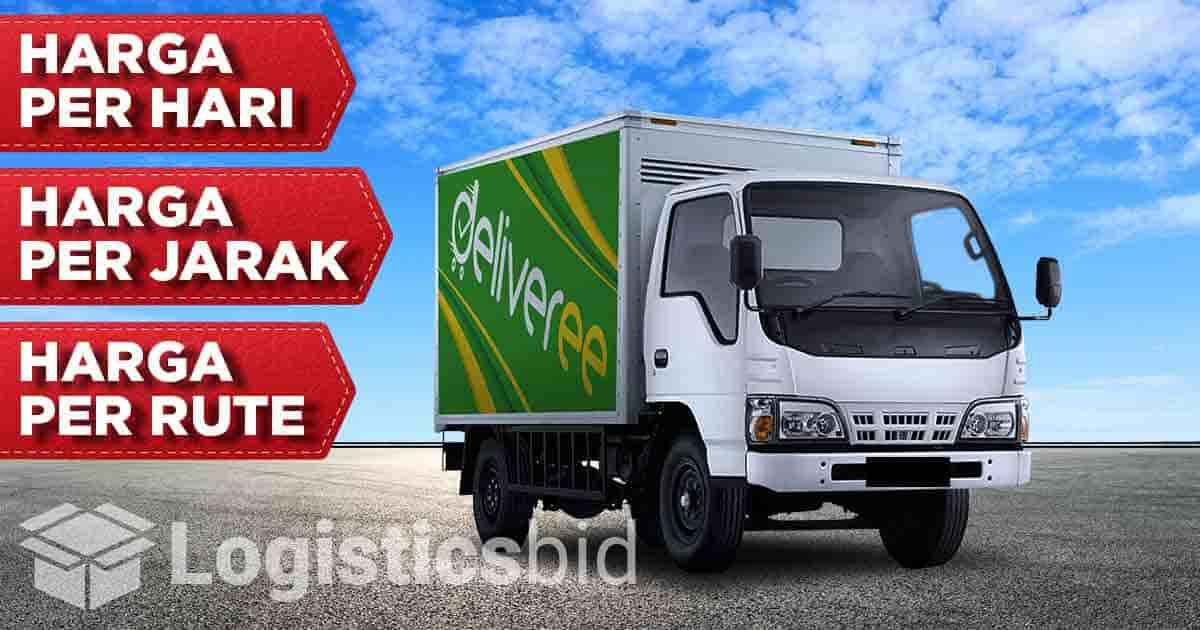 Harga Sewa Truk Engkel Harian Trucking Online