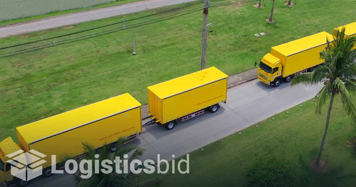 Pekermbangan Pesat Industri Logistik di Asia Tenggara