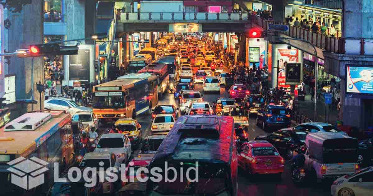 Logistik Thailand Luncurkan Bisnis Pengiriman Cold-Chain