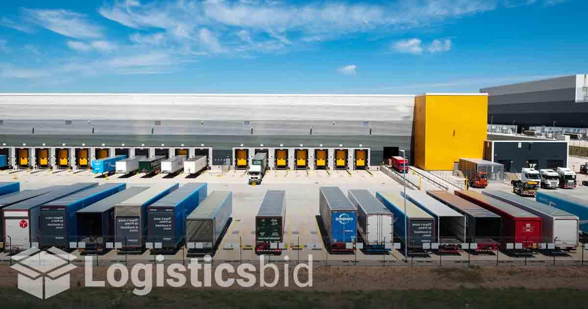 Logistik di Inggris Terapkan Pemulihan Berkelanjutan