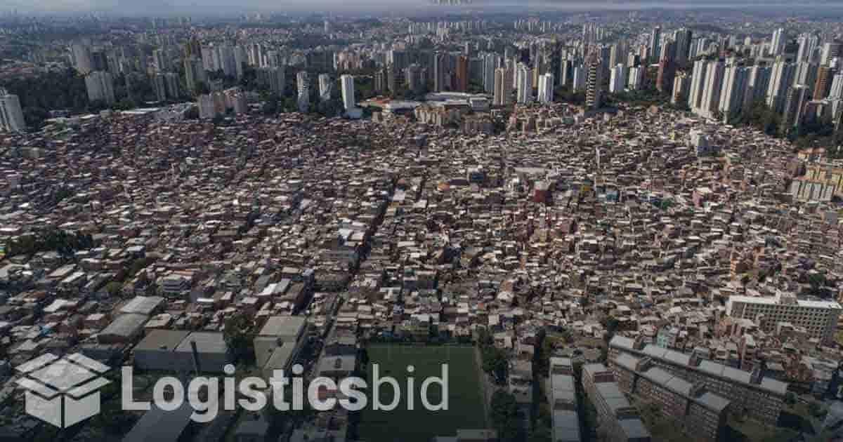 Pandemi Lahirkan Solusi Pengiriman Last Mile untuk Favela Brasil