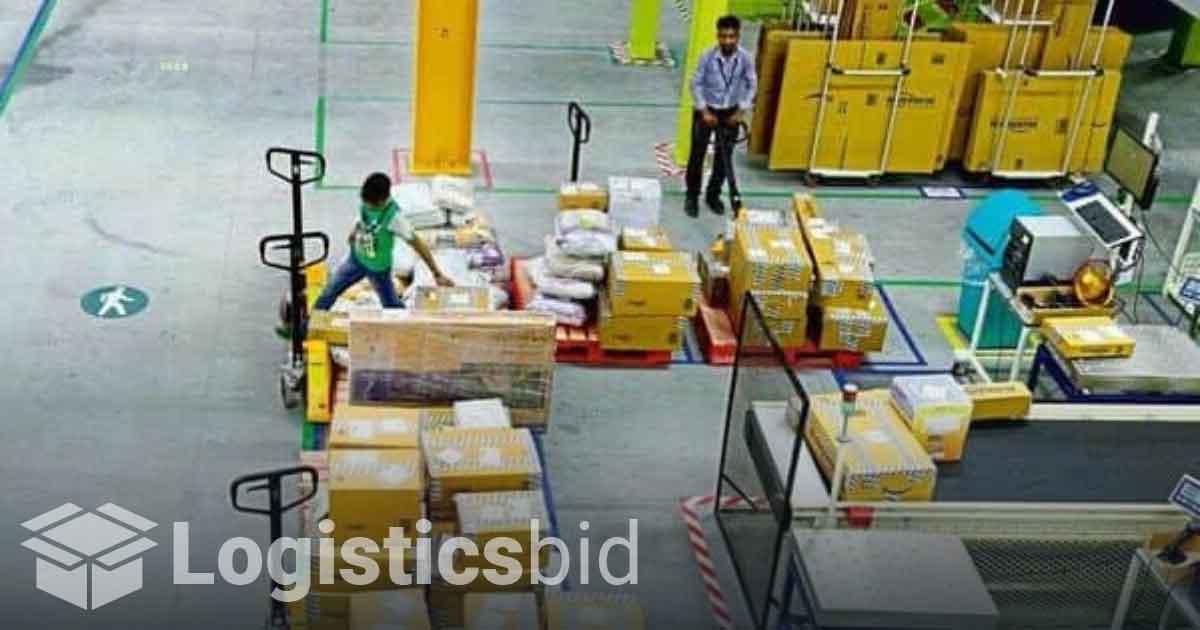Aturan E-commerce dapat Menghalangi Logistik