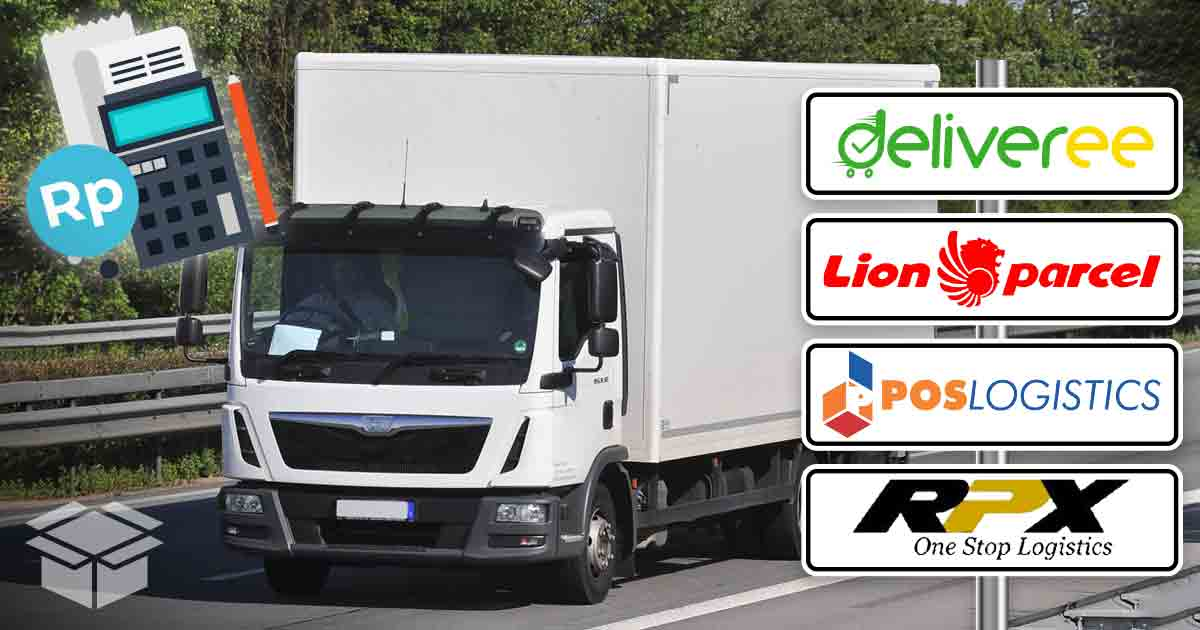 Cek Tarif Lion Parcel RPX Logistic Pos Pengiriman
