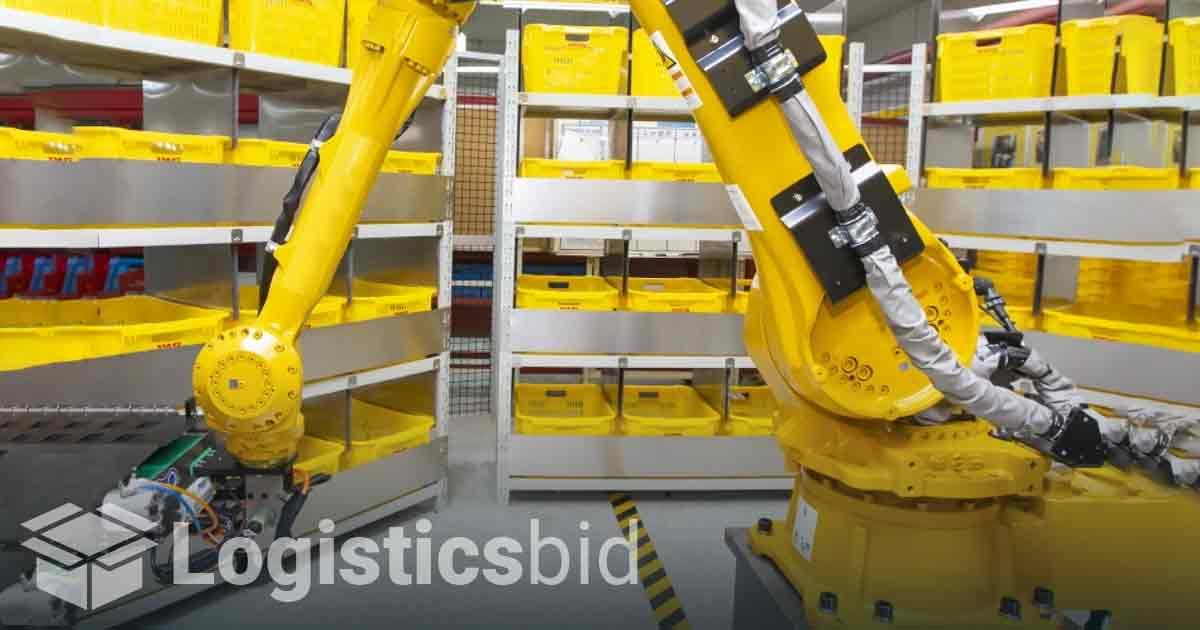 DHL Mulai Menggunakan Robot AI Untuk Menyortir Paket