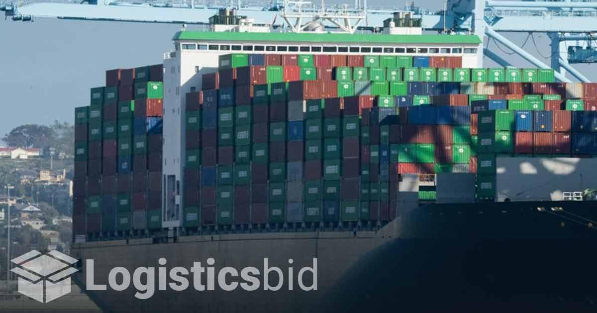 Kemacetan Pengiriman di Pelabuhan AS Diperkirakan Akan Berlangsung Hingga 2022