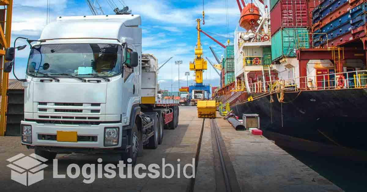 perusahaan ekspedisi meminta bantuan pemerintah terkait kenaikan biaya logistik