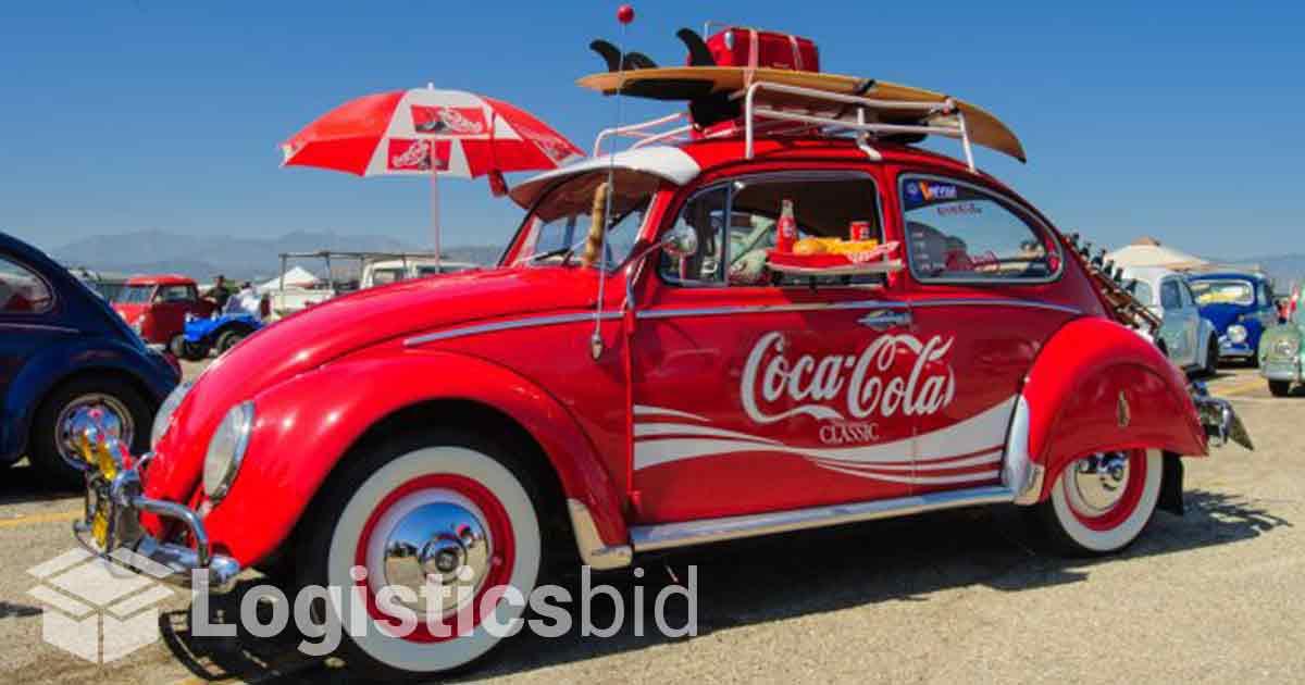 Coca Cola Mengganti Kapal Curah dengan Kontainer