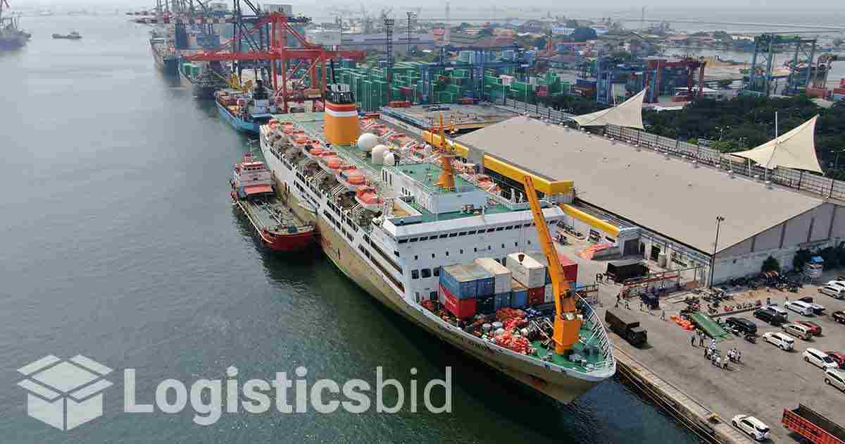 Thailand Luncurkan Jalur Pelayaran untuk Perkuat Pusat Logistik